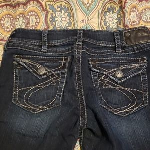 Silver Jean's suki surplus